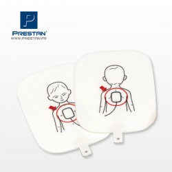 Electrodes Pédiatriques PRESTAN