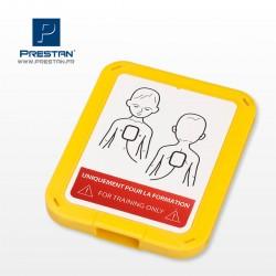 Etui pour électrodes pédiatriques PRESTAN