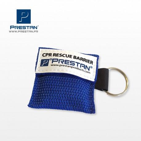 Porte clé PRESTAN avec protecteur facial