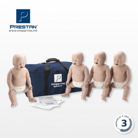 Pack de 4 Mannequins Nourrisson PRESTAN