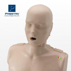 STARTER PACK Mannequin Adulte et defibeillateur Defibtech