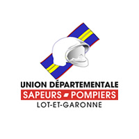 Logo de l'Union départementale des Sapeurs-Pompiers du Lot et Garonne