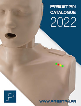 Couverture Catalogue Prestan 2021